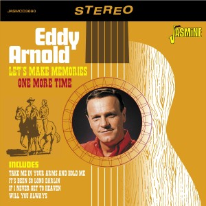 Eddy Arnold的專輯Let's Make Memories One More Time