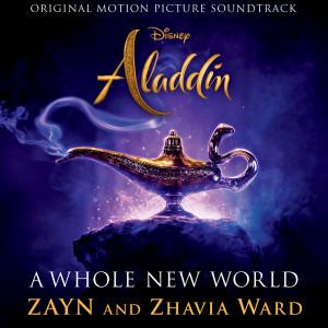 Dengarkan A Whole New World (End Title) lagu dari ZAYN dengan lirik