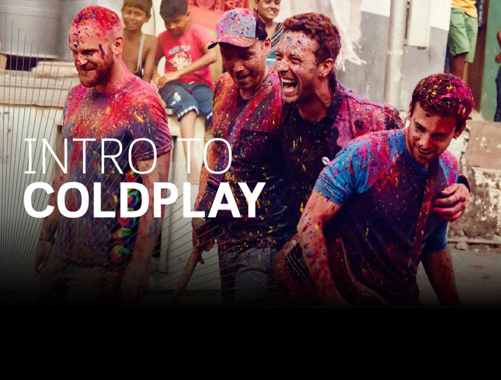 บรีฟให้เสร็จสรรพ!! เพลงเด็ด เจ็ดอัลบั้มของ Coldplay