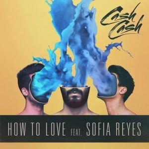 收聽Cash Cash的How to Love (feat. Sofia Reyes)歌詞歌曲