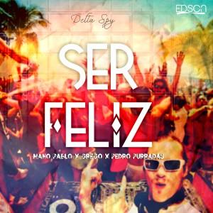 Album Ser Feliz from Grego