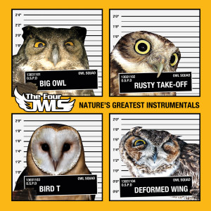 Album Nature's Greatest Instrumentals from The Four Owls
