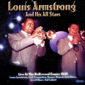 Louis Armstrong的專輯Live At The Hollywood Empire 1949