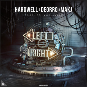 Album Left Right from Hardwell