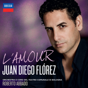 Album L'Amour from Juan Diego Florez