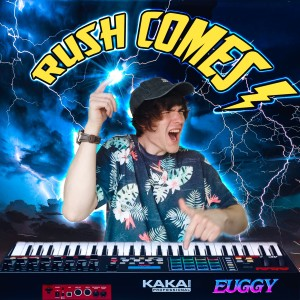 Album Rush Comes from Euggy