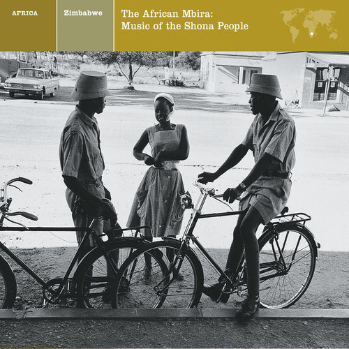 ฟังเพลงอัลบั้ม ZIMBABWE The African Mbira: Music of the Shona People