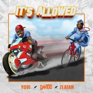 Album It's Allowed from Yovi