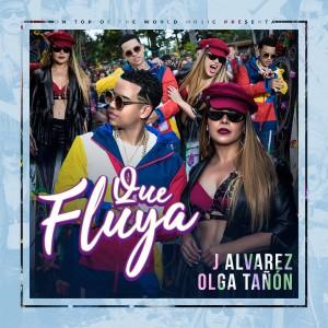 Album Que Fluya from Olga Tanon