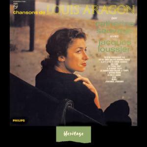 Heritage - Chansons De Louis Aragon - Philips (1961) 2008 Catherine Sauvage
