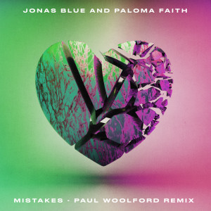 Album Mistakes from Jonas Blue
