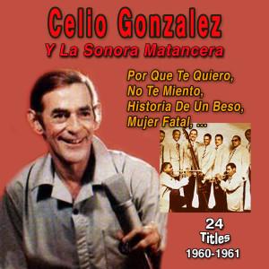 Album Celio Gonzalez from Sonora Matancera