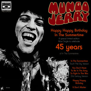 Mungo Jerry: 45 Years Of 'In the Summertime'