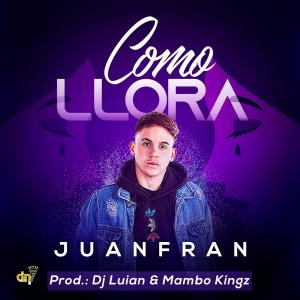 Listen to Como Llora song with lyrics from Juanfran
