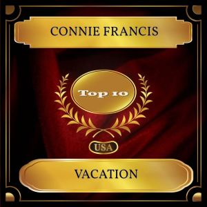 Connie Francis的專輯Vacation