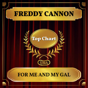 Album For Me and My Gal from Freddy Cannon