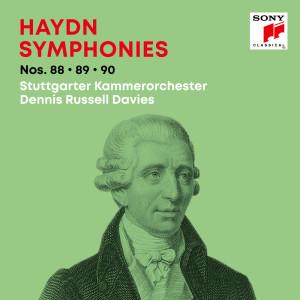 Album Haydn: Symphonies / Sinfonien Nos. 88, 89, 90 from Stuttgarter Kammerorchester