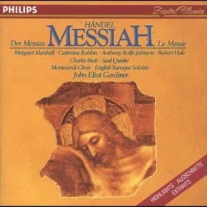 Album Handel: Messiah - Highlights from Margaret Marshall