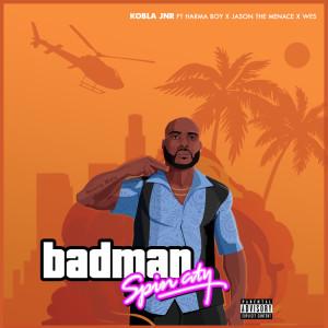 Album Badman from Kobla Jnr