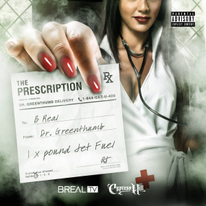 Album The Prescription from B-Real