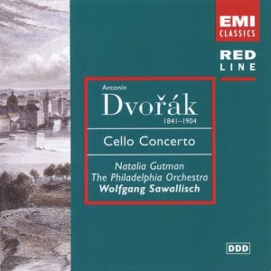 Sawallisch, Wolfgang的專輯Dvorák: Cello Concerto