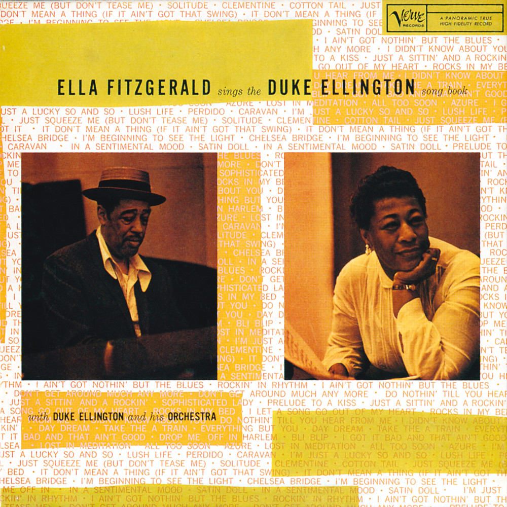 I Let A Song Go Out Of My Heart 2017 Ella Fitzgerald