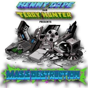 Album Mass Destruction from Kenny Dope