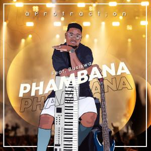 Album Phambana from Busiswa