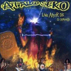 Album Live After Disco homenaje from A Palo Seko