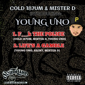 Album Fuck the Police (Explicit) from Cold 187um