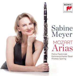 Sabine Meyer的專輯Mozart Arias