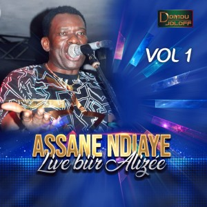 Album Live Bür Alizée, Vol. 1 from Assane Ndiaye
