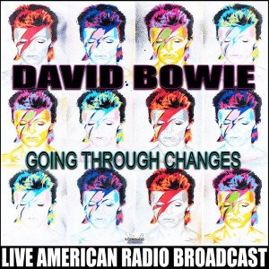 David Bowie的專輯Going Through Changes