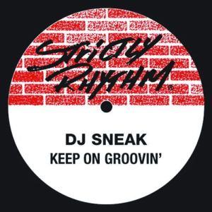 Album Keep On Groovin' from DJ Sneak