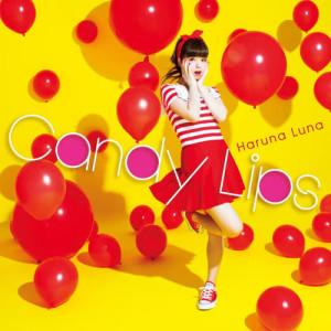 Luna Haruna的專輯Candy Lips