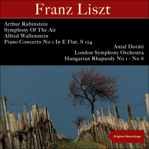 Album Liszt: Piano Concerto No 1 in E Flat, S 124 - Hungarian Rhapsody No 1 - No 6 from London Symphony Orchestra