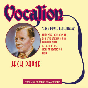 Album Jack Payne Remembers from Jack Payne