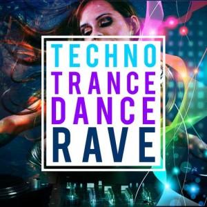 Techno Trance Dance Rave