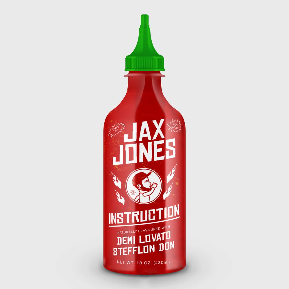 Instruction 2017 Jax Jones; Demi Lovato; Stefflon Don