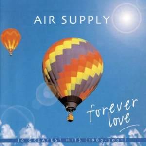 Air Supply的專輯愛的預言1980-2001情歌精選