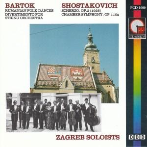 Bartok / Shostakovich: String Music