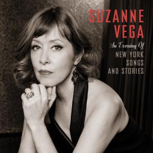 Album An Evening of New York Songs and Stories from Suzanne Vega