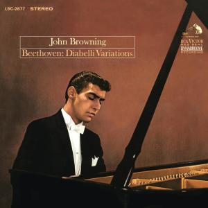 Album Beethoven: Diabelli Variations, Op. 120 from John Browning