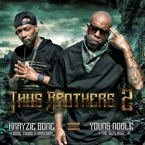 Bone Thugs-N-Harmony的專輯Thug Brothers 2