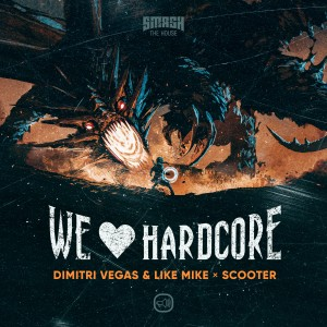 Album We Love Hardcore from Scooter
