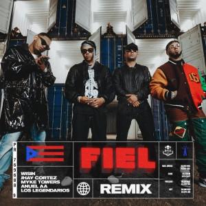 Album Fiel (Remix) (Explicit) from Wisin