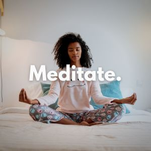Album Meditate from Zen Meditation and Natural White Noise and New Age Deep Massage