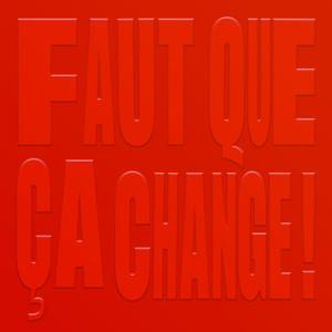 Album Faut que ça change from Laurence Nerbonne