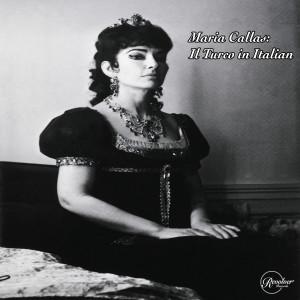 Gianandrea Gavazzeni的專輯Maria Callas: Il Turco in Italian