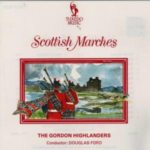 The Gordon Highlanders的專輯Scottish Marches
